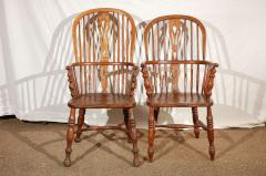 English Windsor Arm Chairs - 174747