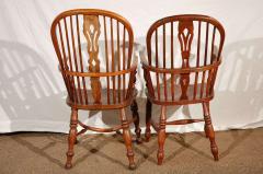 English Windsor Arm Chairs - 174753