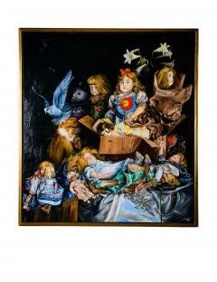 Enrique Senis Oliver Painting by Enrique Senis Oliver - 324659