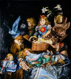 Enrique Senis Oliver Painting by Enrique Senis Oliver - 327112