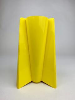 Enzo Mari Enzo Mari Yellow Vase Model 3087 - 1375382