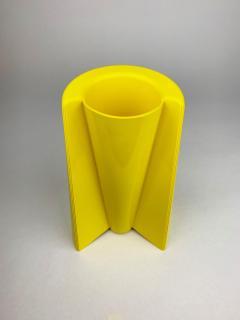 Enzo Mari Enzo Mari Yellow Vase Model 3087 - 1375387