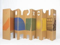 Enzo Mari Il posto dei giochi Folding Screen for Danese 1967 - 924688