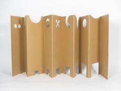 Enzo Mari Il posto dei giochi Folding Screen for Danese 1967 - 924694