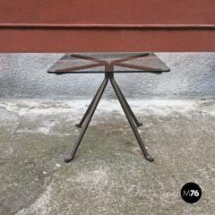 Enzo Mari Smoked table mod Cugino by Enzo Mari for Driade 1973 - 2034930