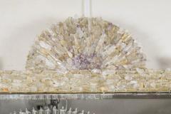 Enzo Missoni One of a Kind Rock Crystal Mirror - 730694