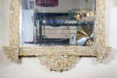 Enzo Missoni One of a Kind Rock Crystal Mirror - 730700