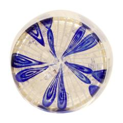 Ercole Barovier Rare and Important Barovier Toso Saturneo Hand Blown Vase 1951 - 803186