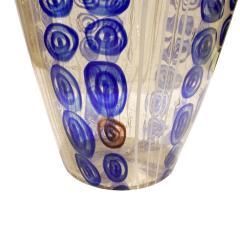 Ercole Barovier Rare and Important Barovier Toso Saturneo Hand Blown Vase 1951 - 803187