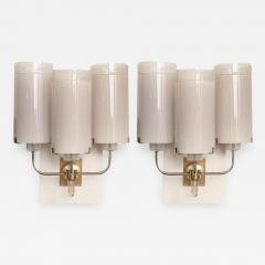 Ercole Barovier Sconces Designed By Barovier Toso Made In Italy   469848
