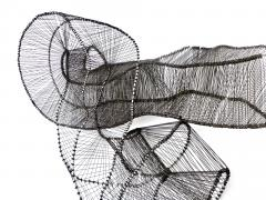 Eric Gushee Eric Gushee Emergence Mobius Series Wall Sculpture - 683202