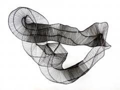 Eric Gushee Eric Gushee Emergence Mobius Series Wall Sculpture - 683208
