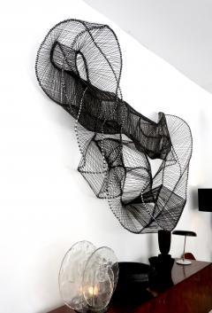 Eric Gushee Eric Gushee Emergence Mobius Series Wall Sculpture - 683209