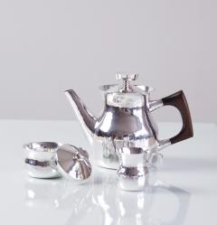 Eric Lo fman Sterling Silver Coffee Service - 757163