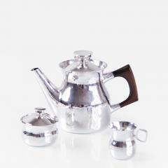 Eric Lo fman Sterling Silver Coffee Service - 758002
