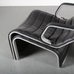 Eric Sigfrid Persson Lounge Chair with Ottoman for M belkultur AB in Sweden - 1494712