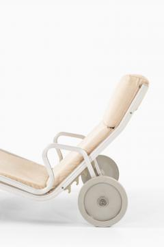 Eric Sigfrid Persson Sunbed Lounge Chair Produced in Sweden - 1986288