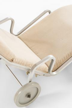 Eric Sigfrid Persson Sunbed Lounge Chair Produced in Sweden - 1986294