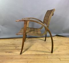 Erich Dieckmann 1930s Erich Dieckmann Bauhaus Chair Gelenka Germany - 1816281