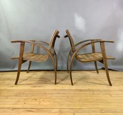 Erich Dieckmann 1930s Erich Dieckmann Bauhaus Chair Gelenka Germany - 1816283