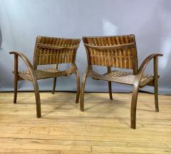 Erich Dieckmann 1930s Erich Dieckmann Bauhaus Chair Gelenka Germany - 1816284
