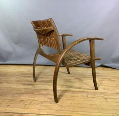 Erich Dieckmann 1930s Erich Dieckmann Bauhaus Chair Gelenka Germany - 1816286