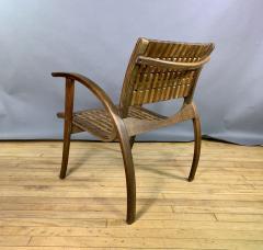 Erich Dieckmann 1930s Erich Dieckmann Bauhaus Chair Gelenka Germany - 1816287