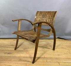 Erich Dieckmann 1930s Erich Dieckmann Bauhaus Chair Gelenka Germany - 1816291