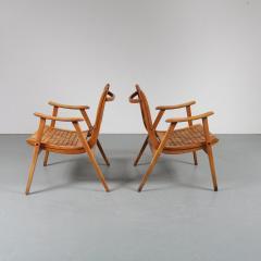 Erich Dieckmann Pair of Erich Dieckmann Lounge Chairs for Gelanka Tyskland Germany 1930s - 1147398