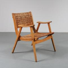Erich Dieckmann Pair of Erich Dieckmann Lounge Chairs for Gelanka Tyskland Germany 1930s - 1147399