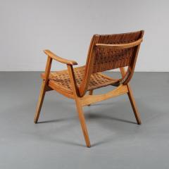 Erich Dieckmann Pair of Erich Dieckmann Lounge Chairs for Gelanka Tyskland Germany 1930s - 1147400
