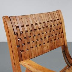 Erich Dieckmann Pair of Erich Dieckmann Lounge Chairs for Gelanka Tyskland Germany 1930s - 1147401