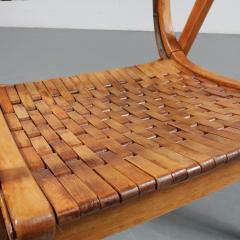 Erich Dieckmann Pair of Erich Dieckmann Lounge Chairs for Gelanka Tyskland Germany 1930s - 1147404