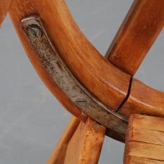 Erich Dieckmann Pair of Erich Dieckmann Lounge Chairs for Gelanka Tyskland Germany 1930s - 1147405