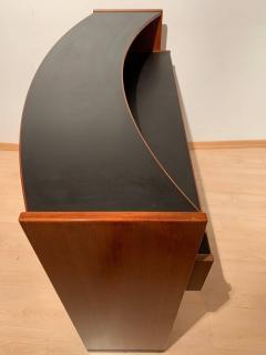 Erik Buch Mid Century Modern Teak Wood Bar Cabinet by Erik Buch for Dyrlund Denmark 1960s - 1488180