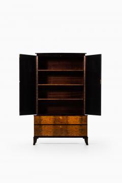 Erik Chambert Cabinet Produced by Chamberts M belfabriker in Norrk ping Sweden - 1815943