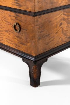 Erik Chambert Cabinet Produced by Chamberts M belfabriker in Norrk ping Sweden - 1815947