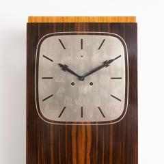 Erik Chambert ERIK CHAMBERT ART DECO MARQUETRY CABINET FLOOR CLOCK - 1448902