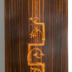 Erik Chambert ERIK CHAMBERT ART DECO MARQUETRY CABINET FLOOR CLOCK - 1448905