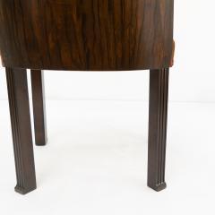 Erik Chambert ERIK CHAMBERT SET OF 6 SWEDISH ART DECO Marquetry SIDE CHAIRS - 793874