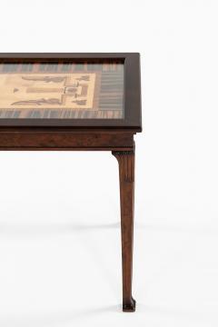 Erik Chambert Tray Table Produced by AB Chamberts M belfabrik - 1974721