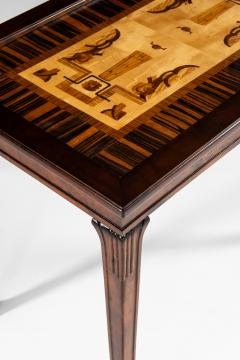 Erik Chambert Tray Table Produced by AB Chamberts M belfabrik - 1974722