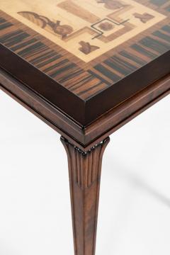 Erik Chambert Tray Table Produced by AB Chamberts M belfabrik - 1974727