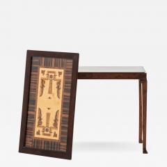 Erik Chambert Tray Table Produced by AB Chamberts M belfabrik - 1975255