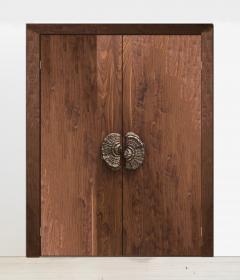 Erin Sullivan Flora Series Bronze Mushroom Door Pulls USA - 1164364