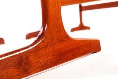 Erling Torvits Teak Nesting Tables by Erling Torvits - 1611393