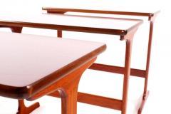 Erling Torvits Teak Nesting Tables by Erling Torvits - 1611394