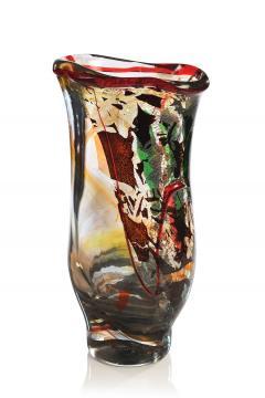 Ermanno Nason Unique Murano Vase Fantasia - 911305