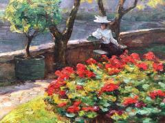 Ernest Gaston Marche Park Pleasures  - 1469141