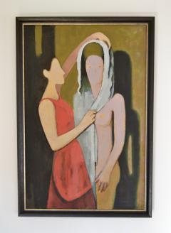 Ernest Neuschul der Brautschleier The Bridal Veil - 518896